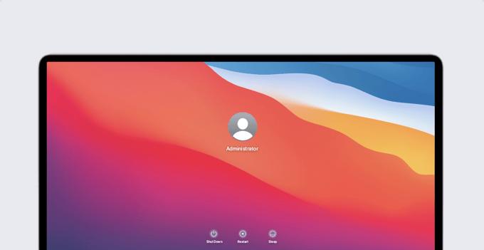 Apple device management macOS Big Sur