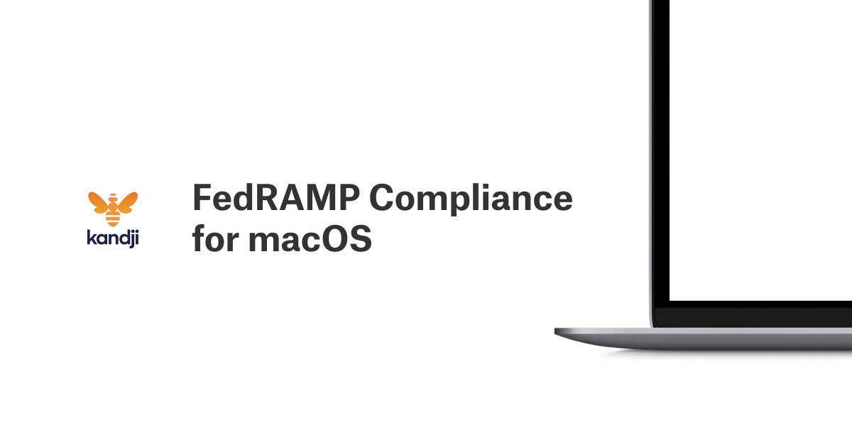 fedramp compliance for macos