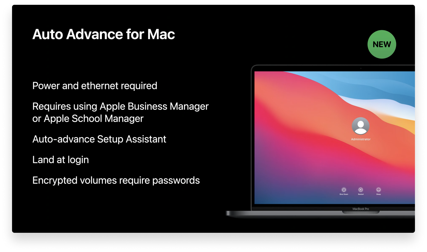 auto advance for mac