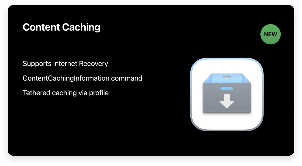content caching mdm command-3