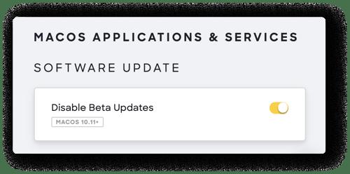 macos big sur ios 14 prevent beta updates-1