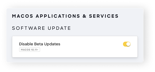 macos big sur ios 14 prevent beta updates-4