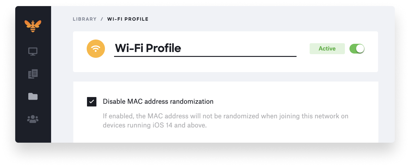 wifi profile disable mac address randomization-1