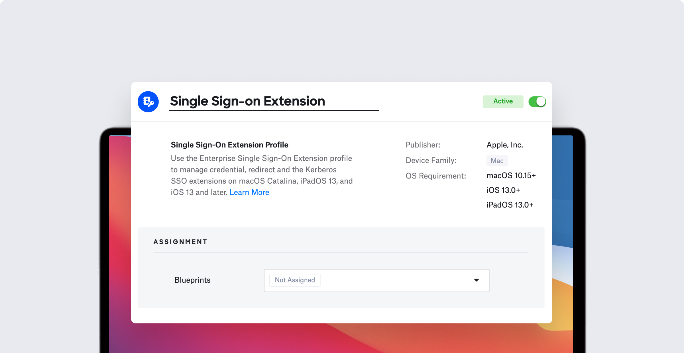 Guide for Apple IT: Identity and SSO