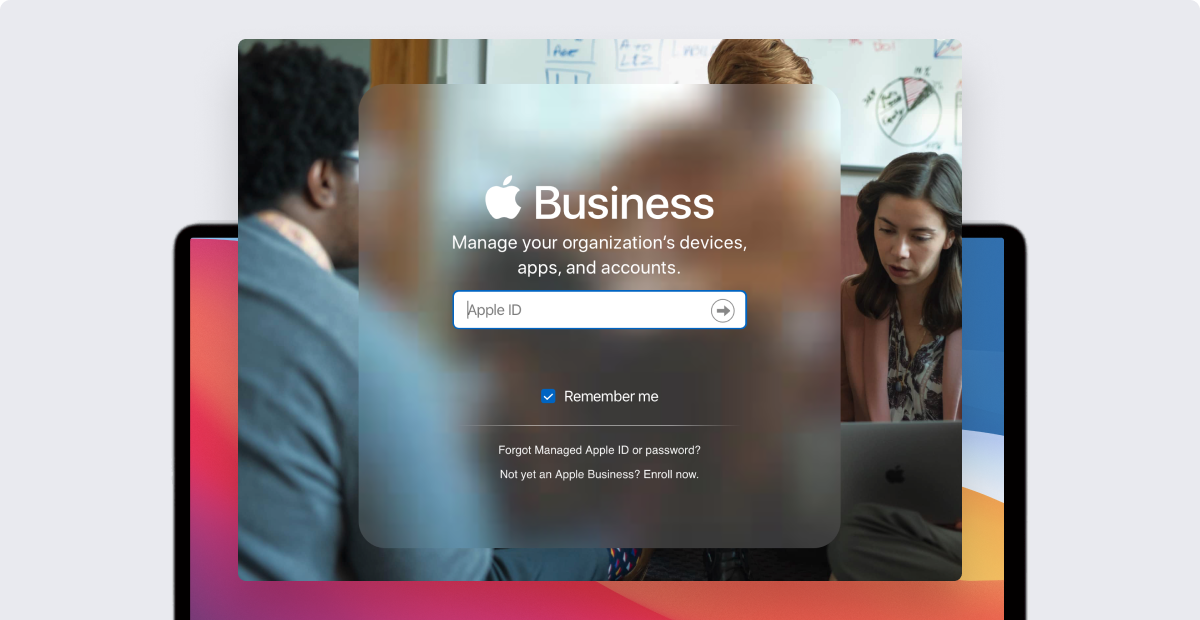 How to Work Smarter with Apple Business Manager