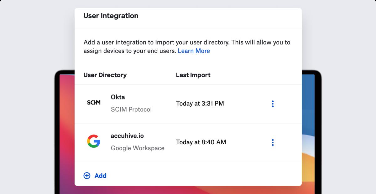 Introducing User Directory Improvements, Custom Printers in Self Service