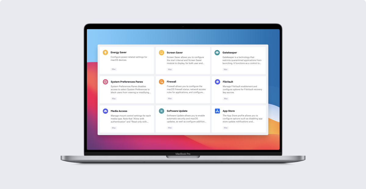 Announcing 9 New Profiles, Choose a Time for App & OS Updates, and More