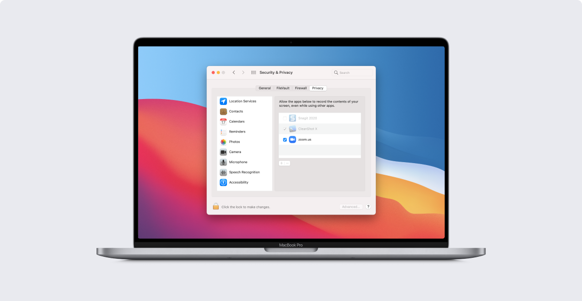 Changes to PPPC in macOS Big Sur